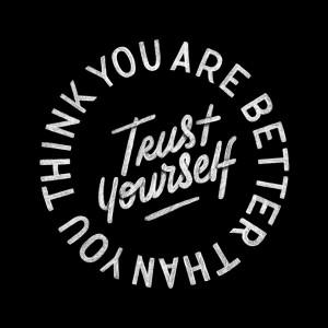 Trust yourself - Ramamon