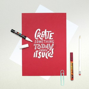 Create-Something-today
